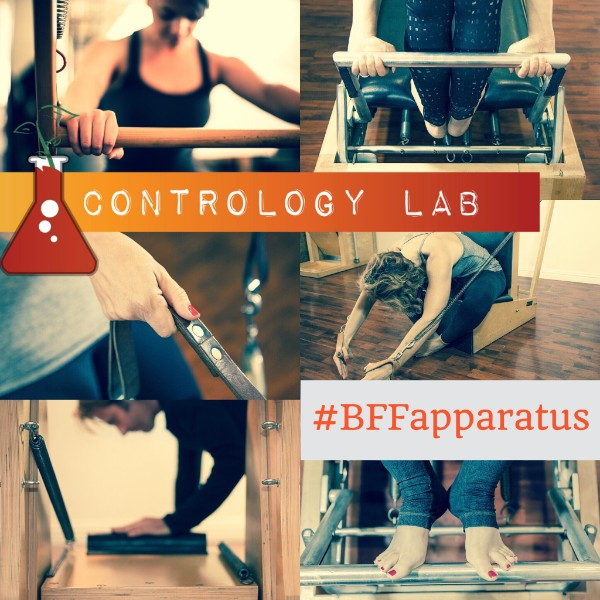 Contrology Lab: #BFFapparatus with Daniela Escobar and Pamela Debiase At Westwood Pilates