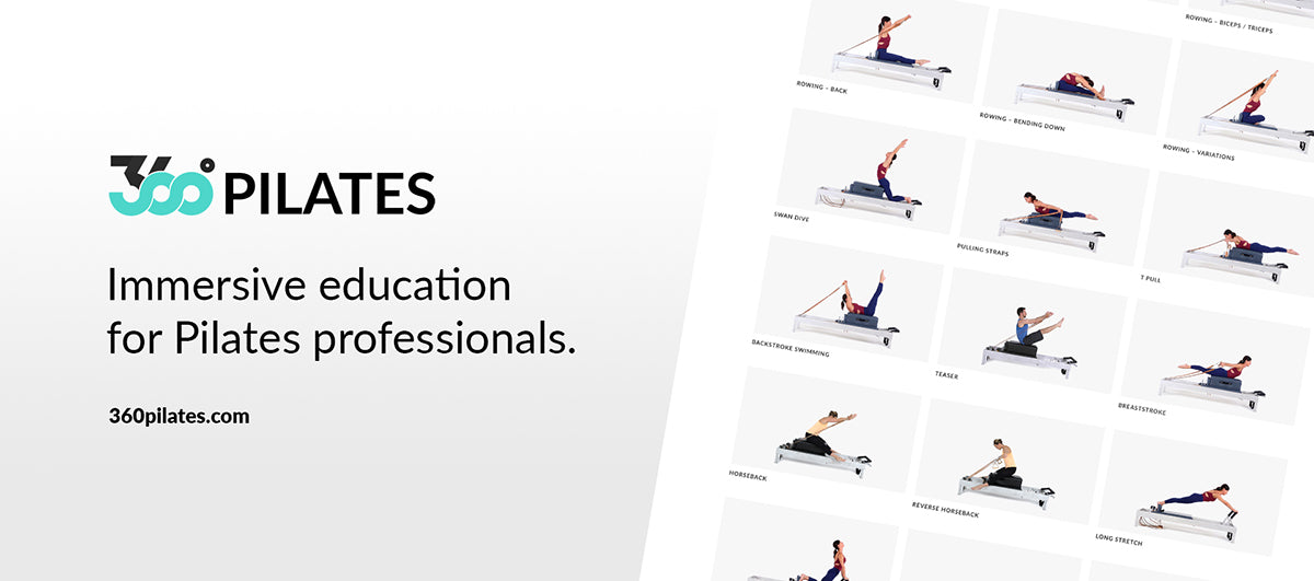 Benjamin Degenhardt | 360° Pilates Online: Immersive Education For Pilates Professionals