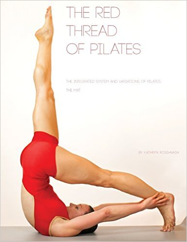 PILATES CHALLENGE HOSTS | BOOK SIGNING OF THE RED THREAD - THE INTEGRATED SYSTEM AND VARIATIONS OF PILATES: THE MAT BY KATHRYN ROSS-NASH