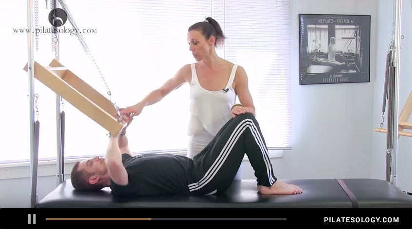 Pilatesology: Cadillac for Strong Healthy Necks with Kathryn Ross Nash | Gratz™ Pilates