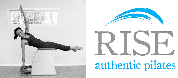 Blossom Leilani Crawford Workshop At RISE: Authentic Pilates