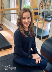 About Monica Hoekstra from ABsolute Pilates - Gratz