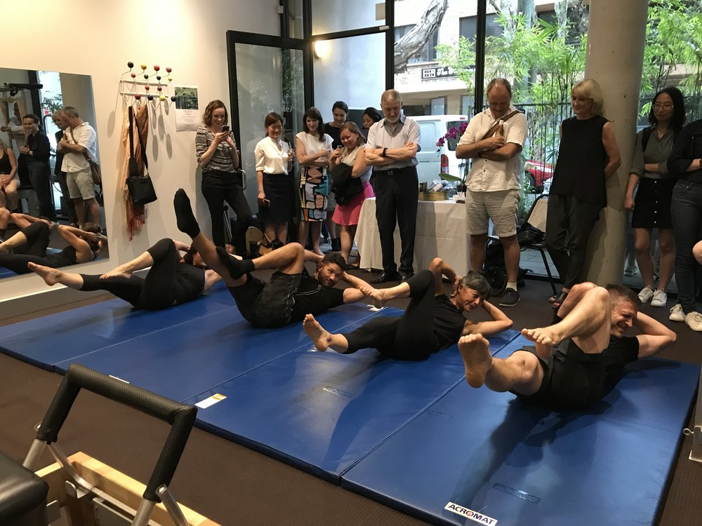 The True Pilates Sydney Community Gratz Pilates