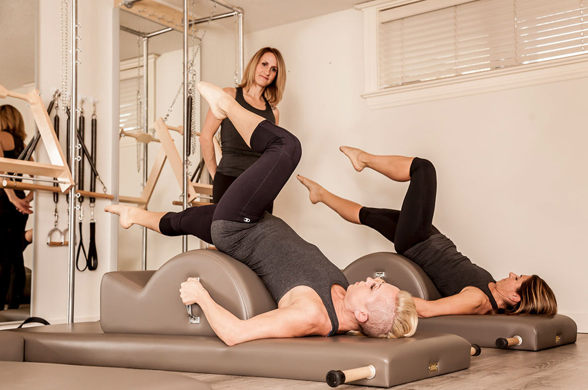 Aligned Pilates Studio| Gratz™ Pilates Featured Studio Series