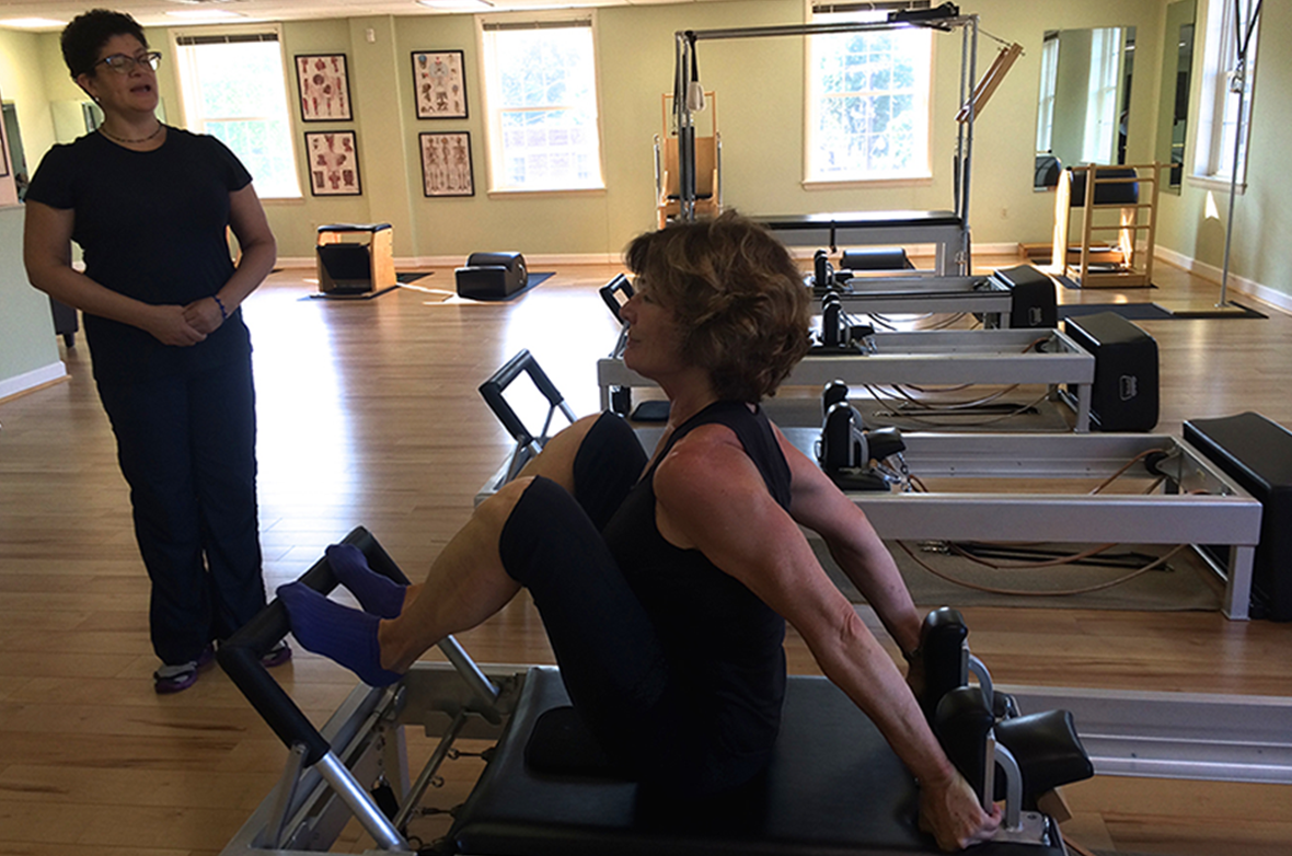 CAPITAL PILATES STUDIO | Gratz™ Pilates Featured Studio Series