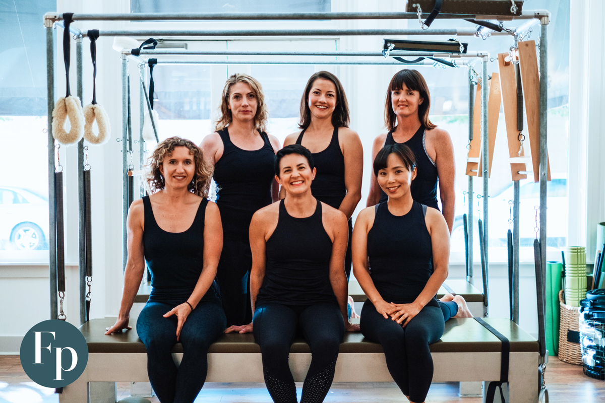 Forte Pilates People Banner