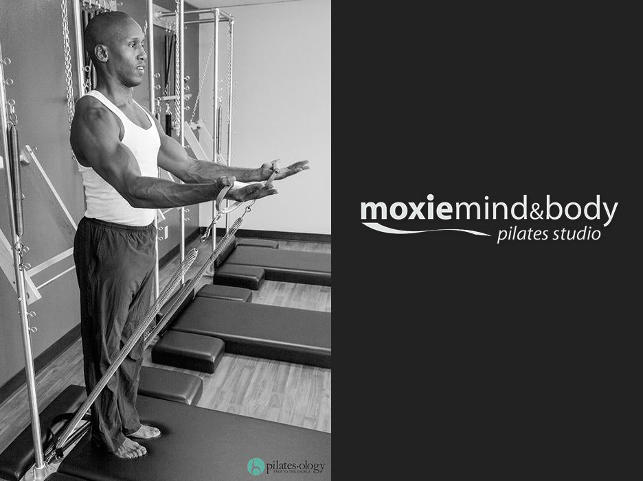 Chris Robinson Conference At Moxie Mind & Body