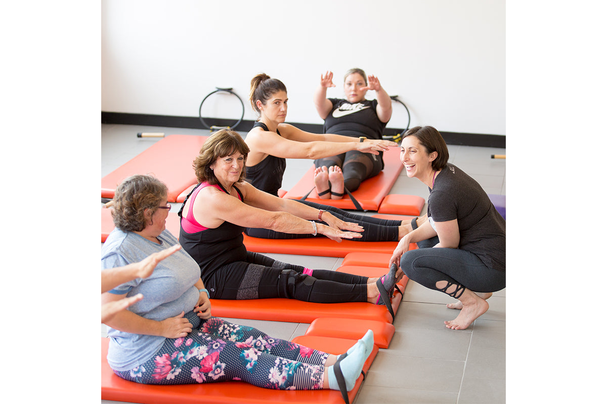 Gratz Pilates Featured Studio - Everybody Pilates Southsea