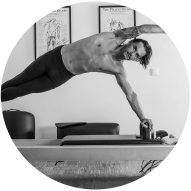 Miguel Silva, Uno Pilates Studio - The Lab