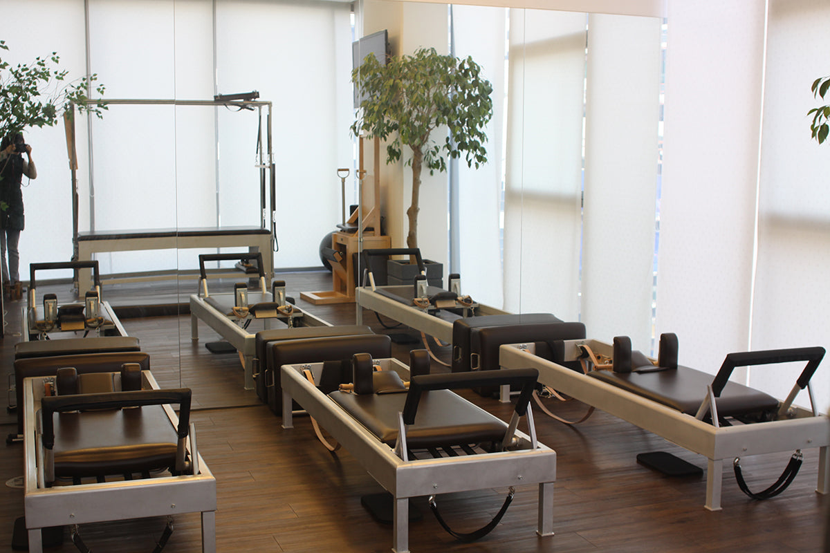 True Pilates Korea | January 2017 Gratz Featured Studio