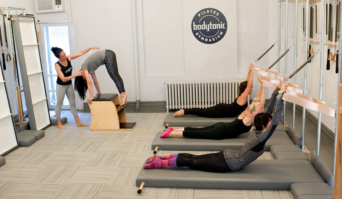 Bodytonic Pilates Gymnasium | Gratz™ Pilates Featured Studio Series
