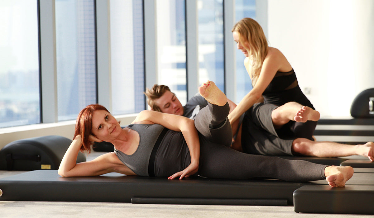 Pure Pilates Studio Dubai | Gratz™ Pilates Featured Studio Series