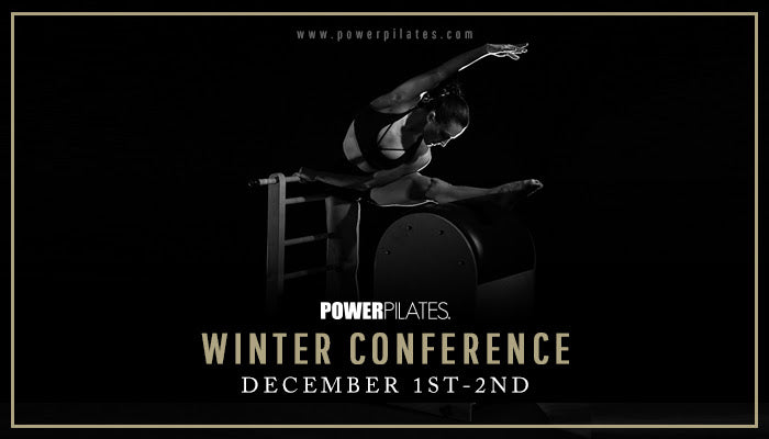 Power Pilates Winter Conference