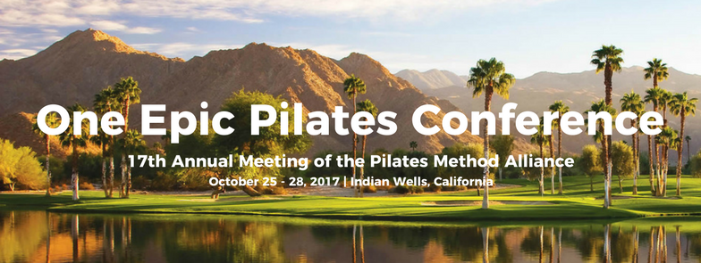 2017 17th Annual Meeting of the Pilates Method Alliance