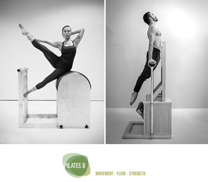 Pilates International Workshop with Murat Berkin & Gloria Gasperi at Pilates B
