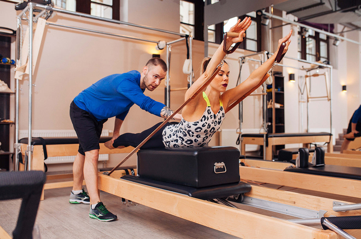 Practice Makes Perfect, Pilates PMP  | Gratz™ Pilates Featured Studio Series