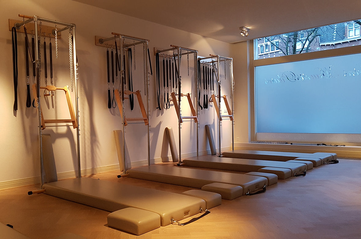 Prins Maurits Pilates | Gratz™ Pilates Featured Studio Series