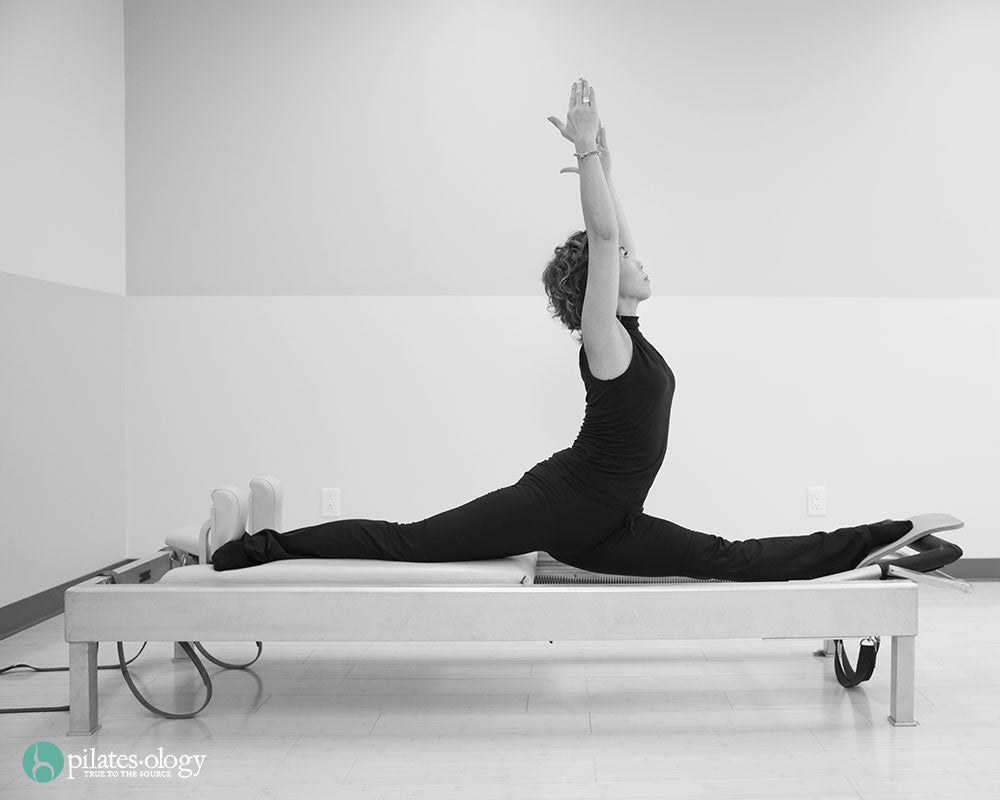Gratz Gallery | Junghee Won the Universal Reformer. Photographed by Pilatesology.