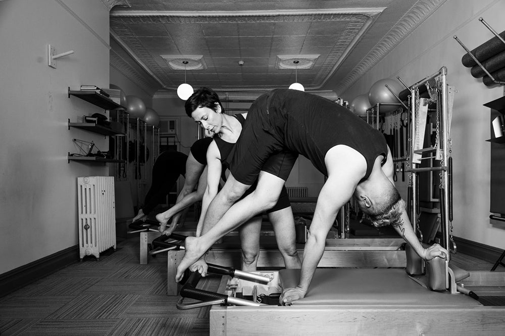 Teacher Training at Bodytonic Pilates Gymnasium