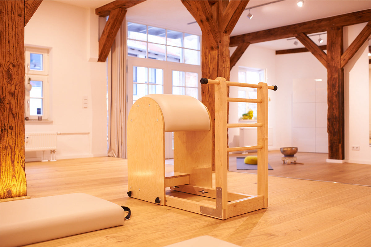 Wohlfühlen - Pilates - Yoga | Gratz™ Pilates Featured Studio Series