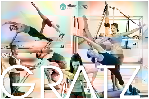 Gratz Pilates Teacher Poster Pilatesology