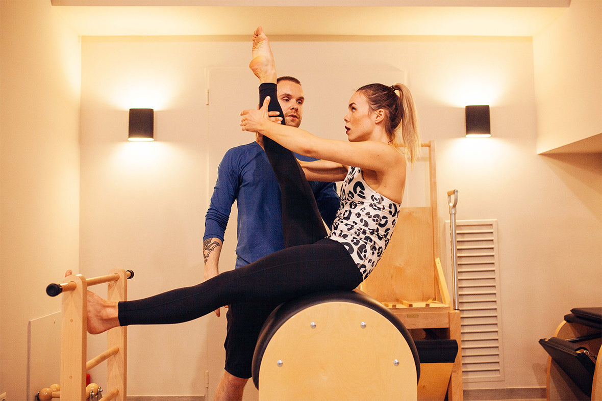 Gratz Pilates Featured Studio - Practice Makes Perfect, Pilates PMP