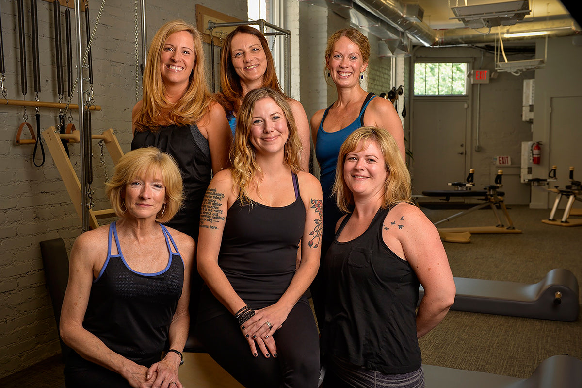 RISE: Authentic Pilates | Gratz™ Pilates Featured Studio Series