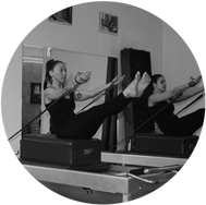 Gloria Gasperi, Studio Pilates