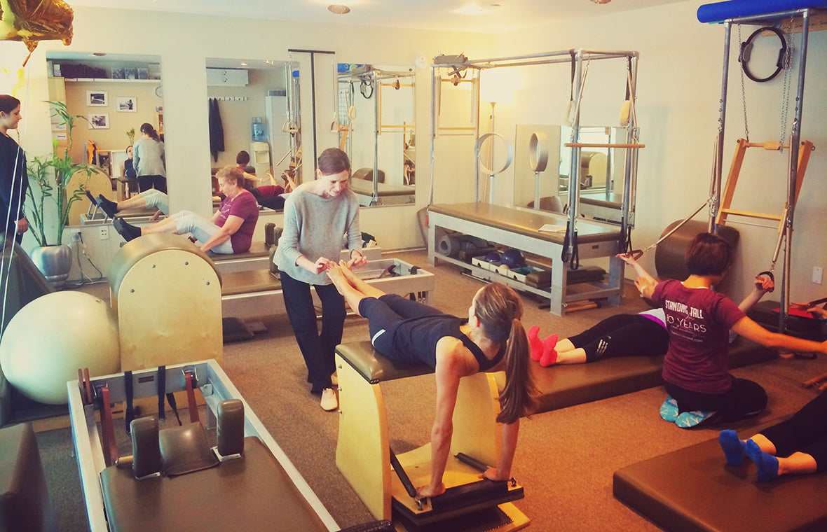 Gratz Pilates Featured Studio - The Center Studio