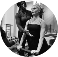 Marjorie Oron, The Pilates Studio