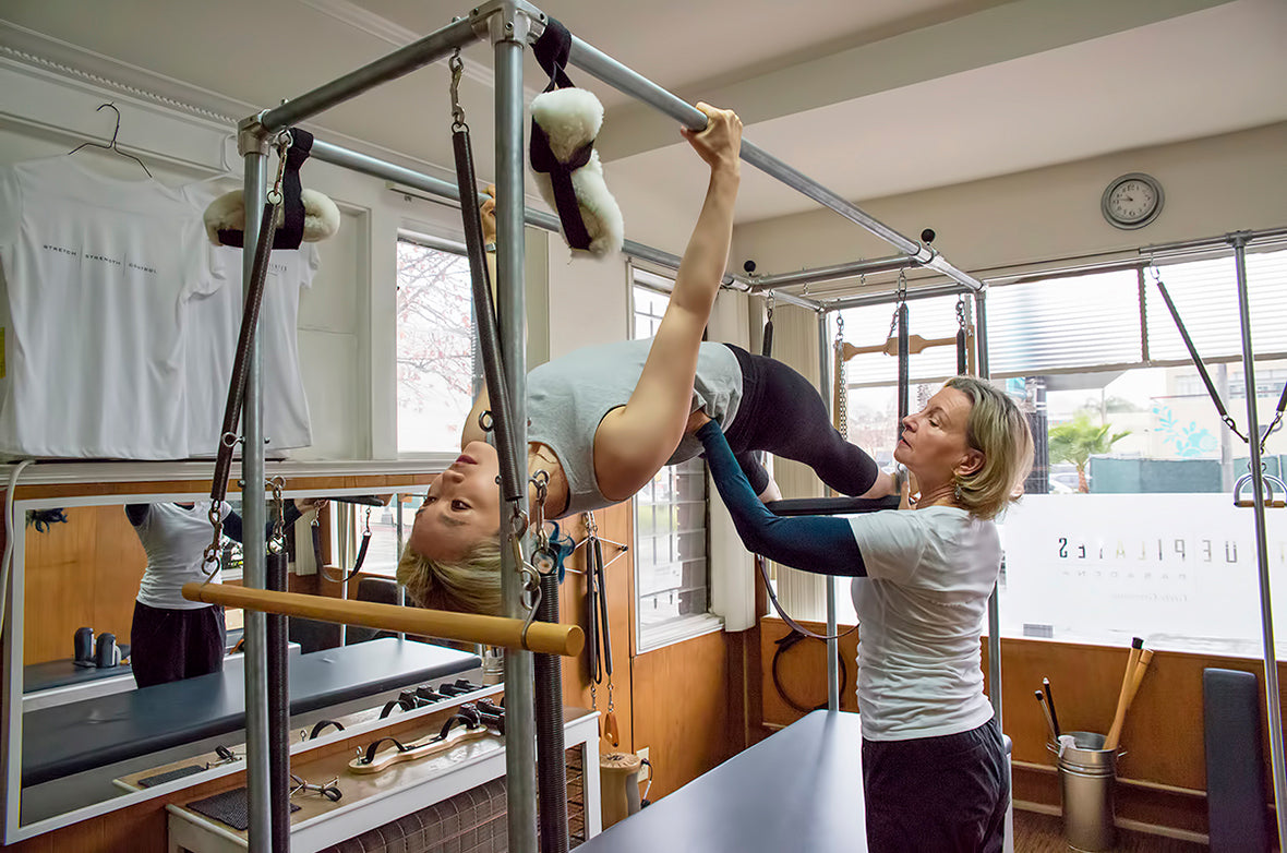 True Pilates Pasadena  | Gratz™ Pilates Featured Studio Series