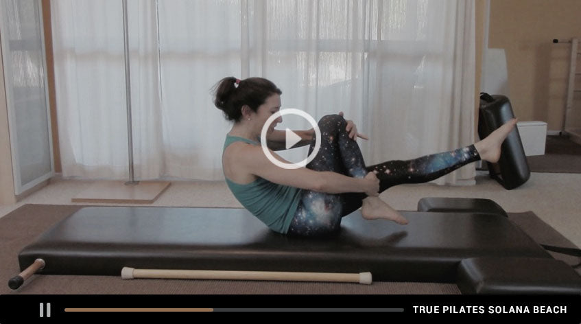 Episode 1 - Thanks Order Of The Pilates Exercises: Mat Transitions With Andrea Maida | True Pilates Solana Beach