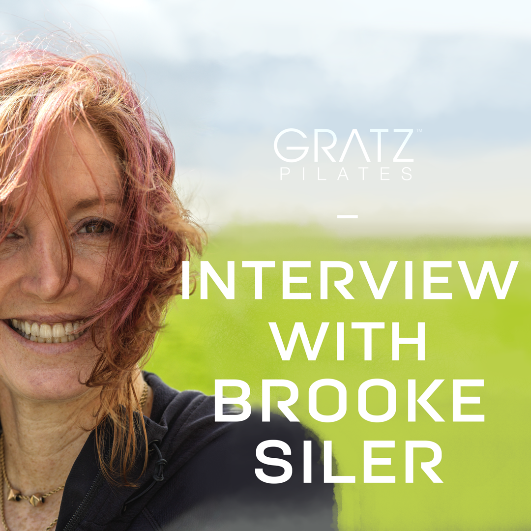 Interview with Brooke Siler Front Page Banner