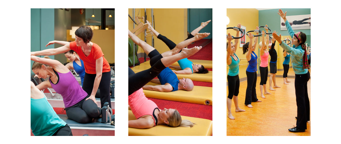 Metropolitan Pilates | Gratz™ Pilates Featured Studio Series