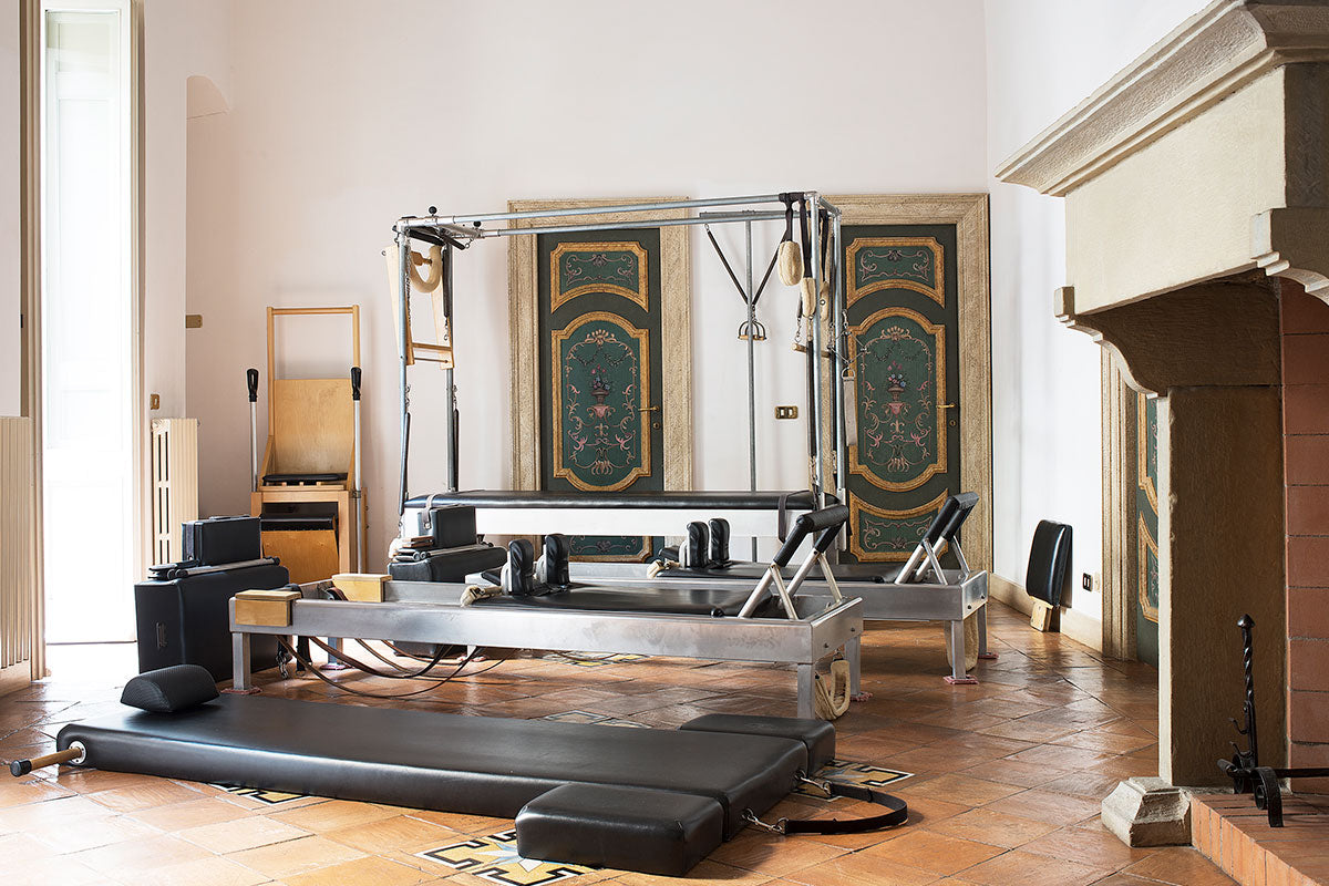 Gratz Pilates Featured Studio - One Pilates Rome Medros Method