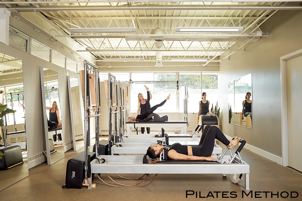 the pilates method