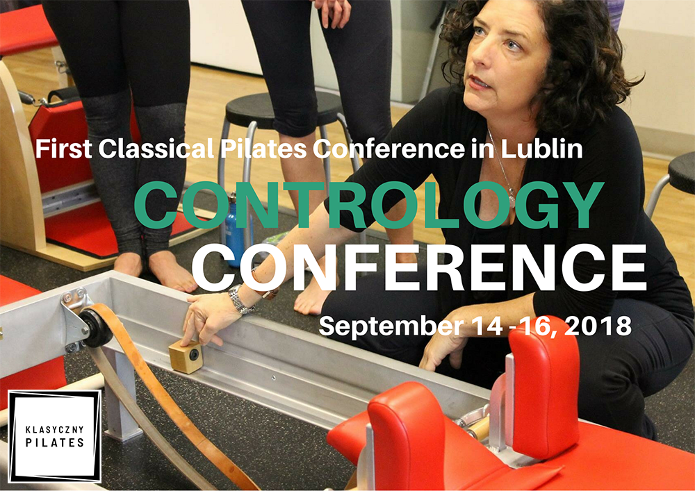 Contrology Conference. First Classical Pilates Conference in Lublin
