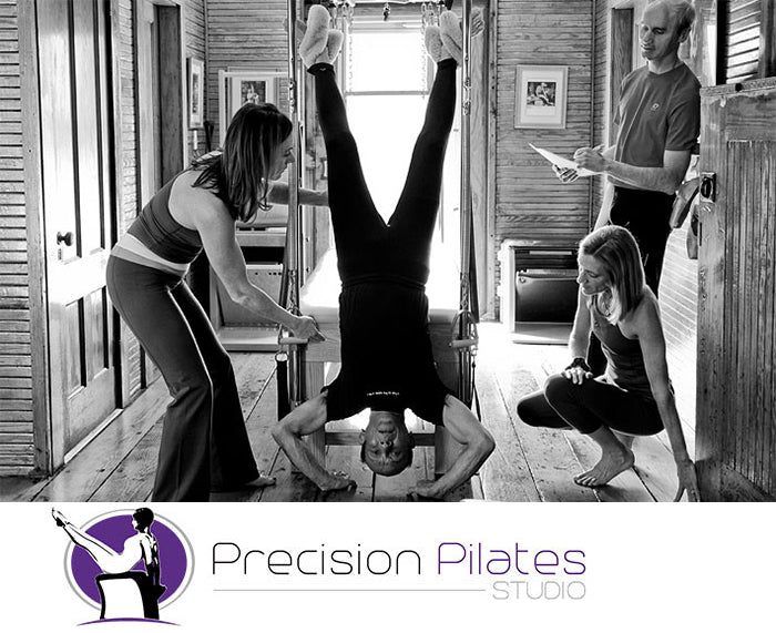 Spring Workshops with Clare at Precision Pilates Studio