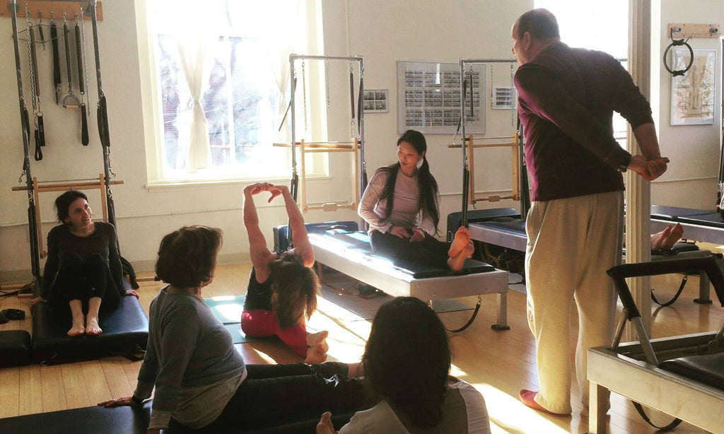 Rhinebeck Pilates Teacher Training