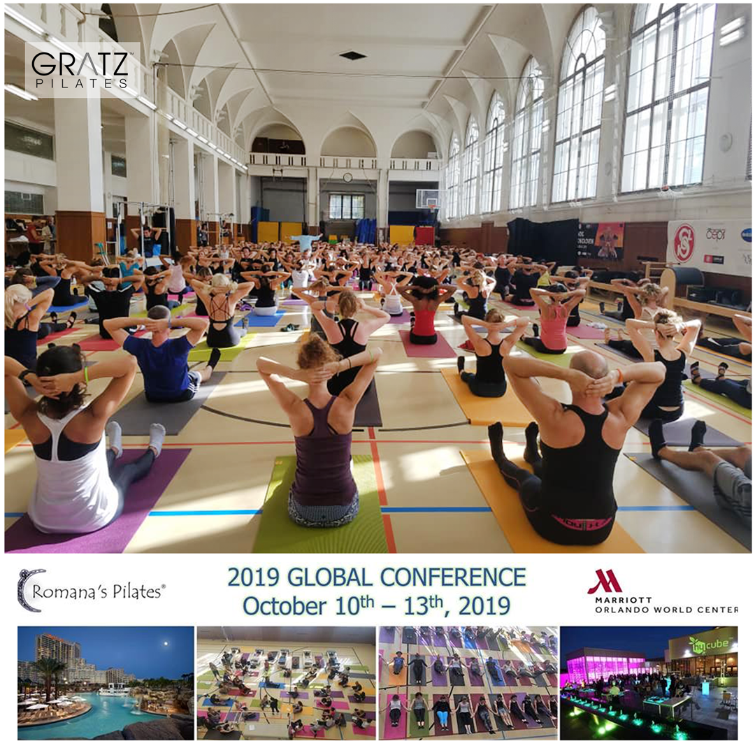 Romana's Global Conference 2019