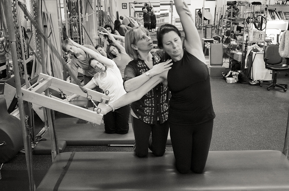The Art Of Control | Gratz™ Pilates Featured Studio Series