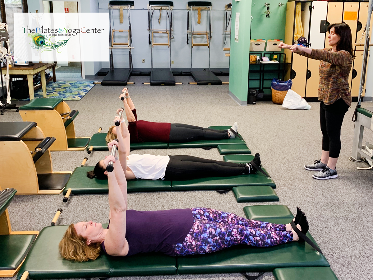The Pilates and Yoga Center Photos