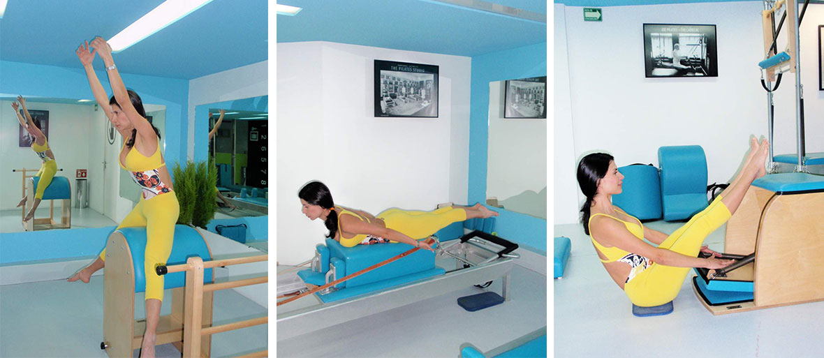 True Pilates Mexico | Gratz™ Pilates Featured Studio Series