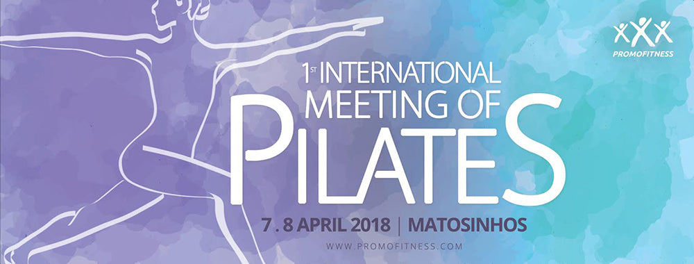 1st International Meeting of Pilates with Miguel Silva and Fernanda Marcun