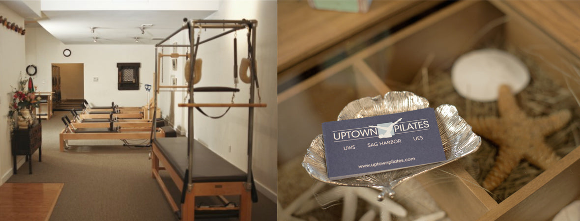 Uptown Pilates | Gratz™ Pilates Featured Studio Series