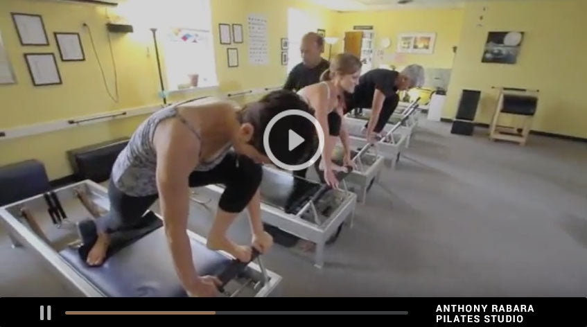 Gratz Pilates - Anthony Rabara Pilates Studio - Featured Studio Video