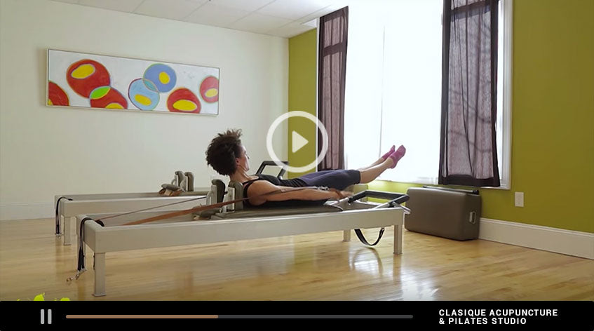 Gratz Pilates - Clasique - Featured Studio Video