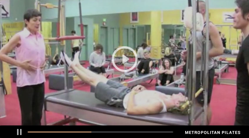 Gratz Pilates - Metropolitan Pilates - Featured Studio Video