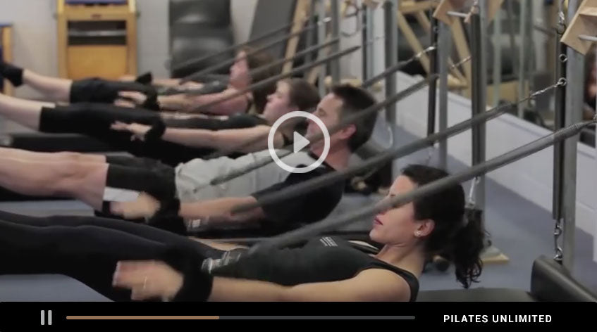 Gratz Pilates - Pilates Unlimited - Featured Studio Video