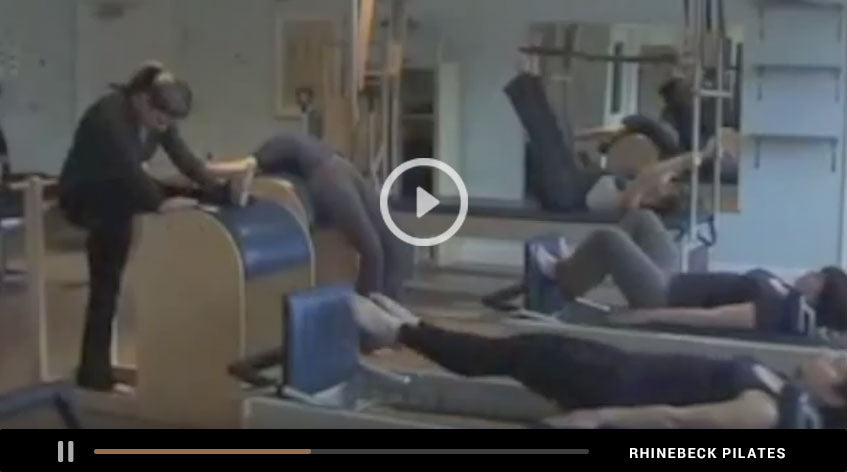 Gratz Pilates - Rhinebeck Pilates - Featured Studio Video
